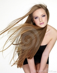 TEEN GIRL WITH  BROWN COLOUR SLEEM AND STRIEGHT HAIR .....!!!!!!!!!!